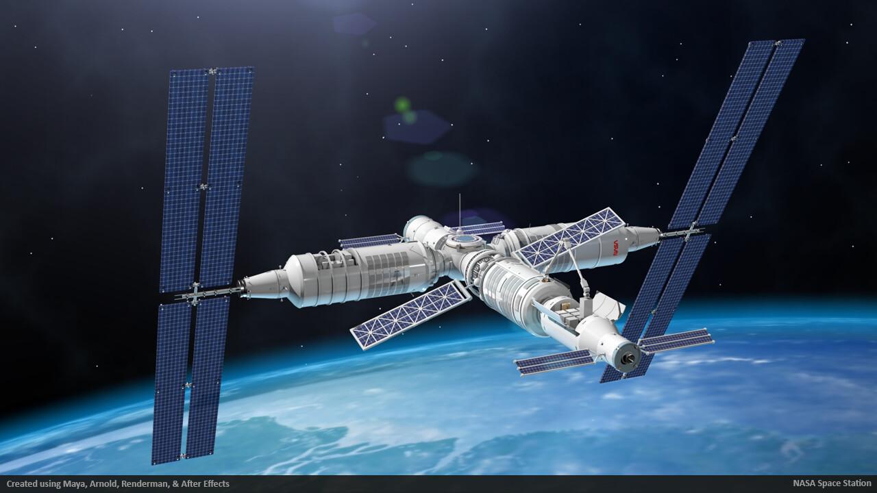 NASA Space Station