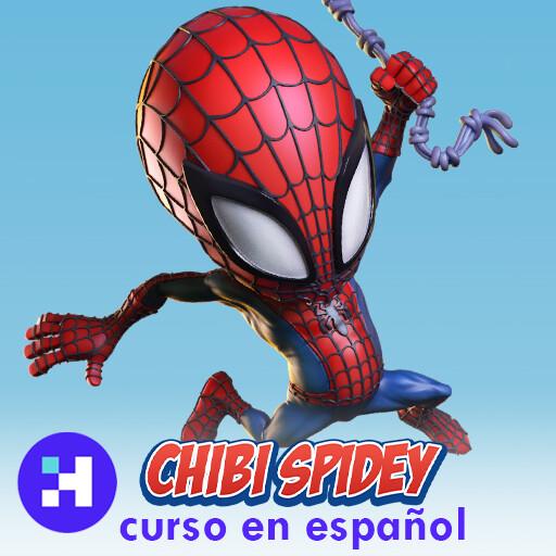 Chibi Spidey - Curso En Español