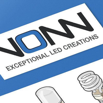 Vonn LED - Illustration & Icon design