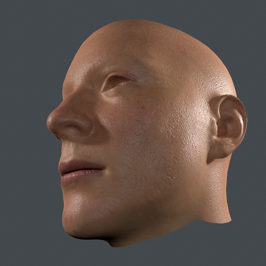 [WIP] Custom Multi-channel Faces (TEXTURING.XYZ)