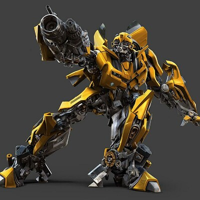 Bumblebee animation