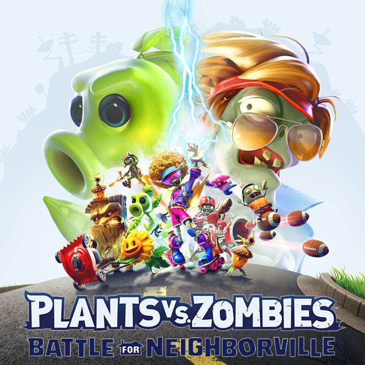 Plants vs Zombies : Battle for NeighborVille