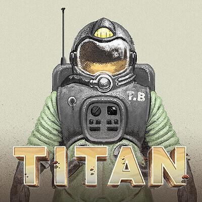 Loic muzy loic muzy titan illustration space driller equipement source