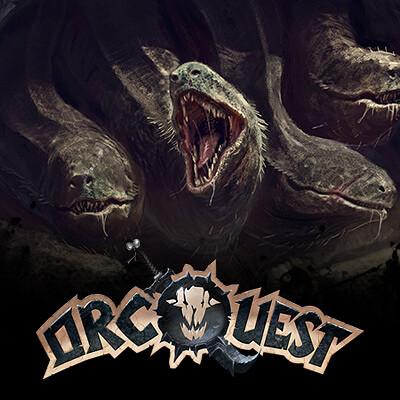 Loic muzy loic muzy illus com orcquest monster 2