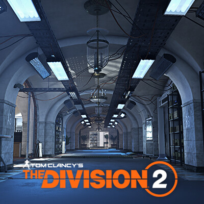 The Division 2: The Basement