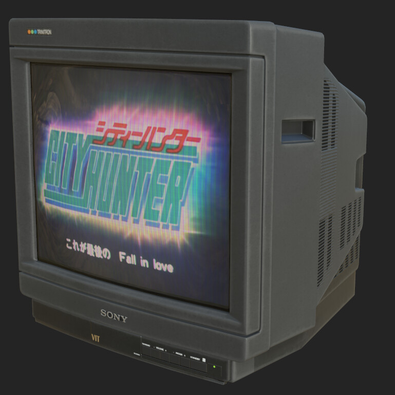 Sony CRT Television