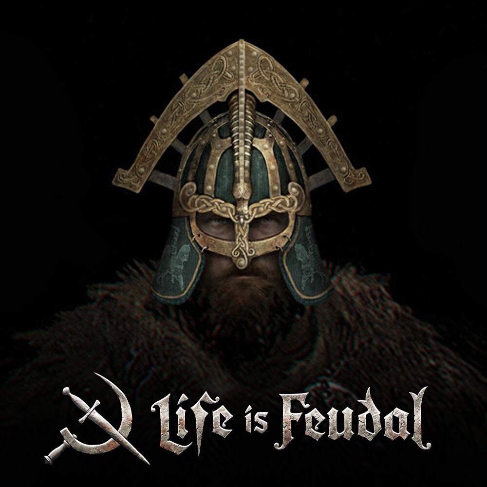 Life is Feudal - Helmets
