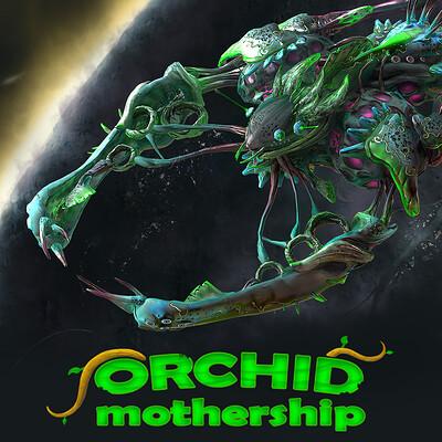 Igor puskaric orchid mothership artstation thumb