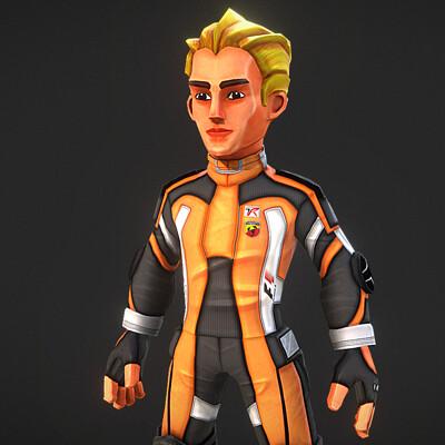 Spuke 3d f1 racer