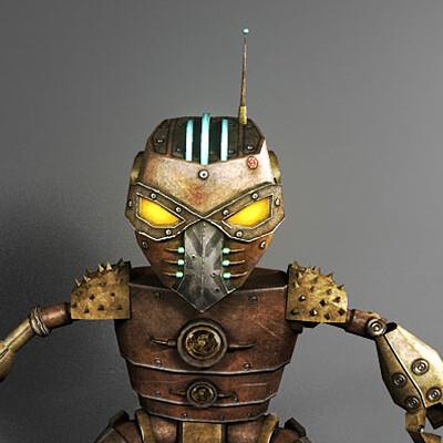 Spuke 3d spuke 3d companion droids v02
