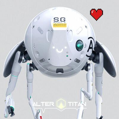 SURG-iO medic bot | ALTER TITAN