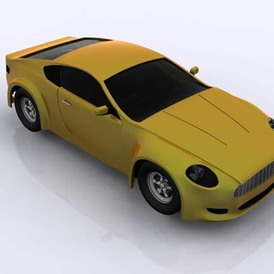 Sandeep choudhary sandeep choudhary car model no 1 3d model max obj dxf stl