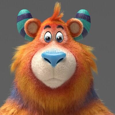 Carlos gonzalez villagomez bear eyes