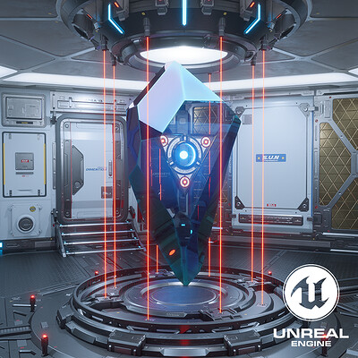 UE4 - Ancient Seed  [MARKETPLACE]