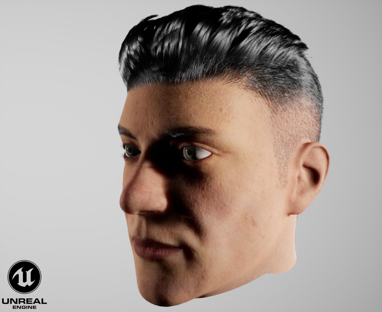 Face (TXYZ + XReal)