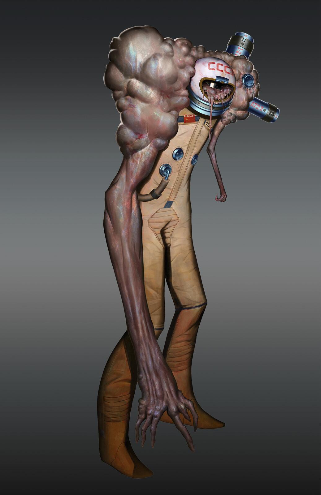 Mutant Cosmonaut