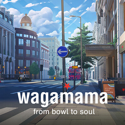 "wagamama 'Bowl to Soul' - ""PITCH"""