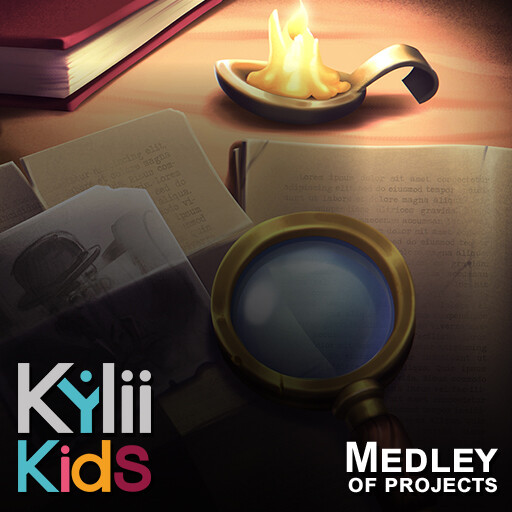KyliiKids - Medley of projects