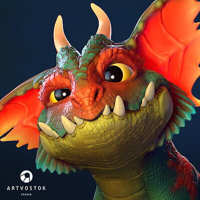 Artvostok studio dragon tumbn