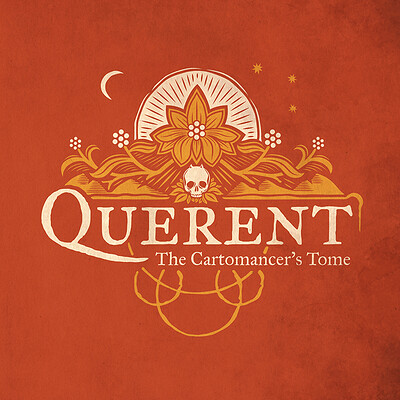 Querent: The Cartomancer's Tome and Tarot Deck