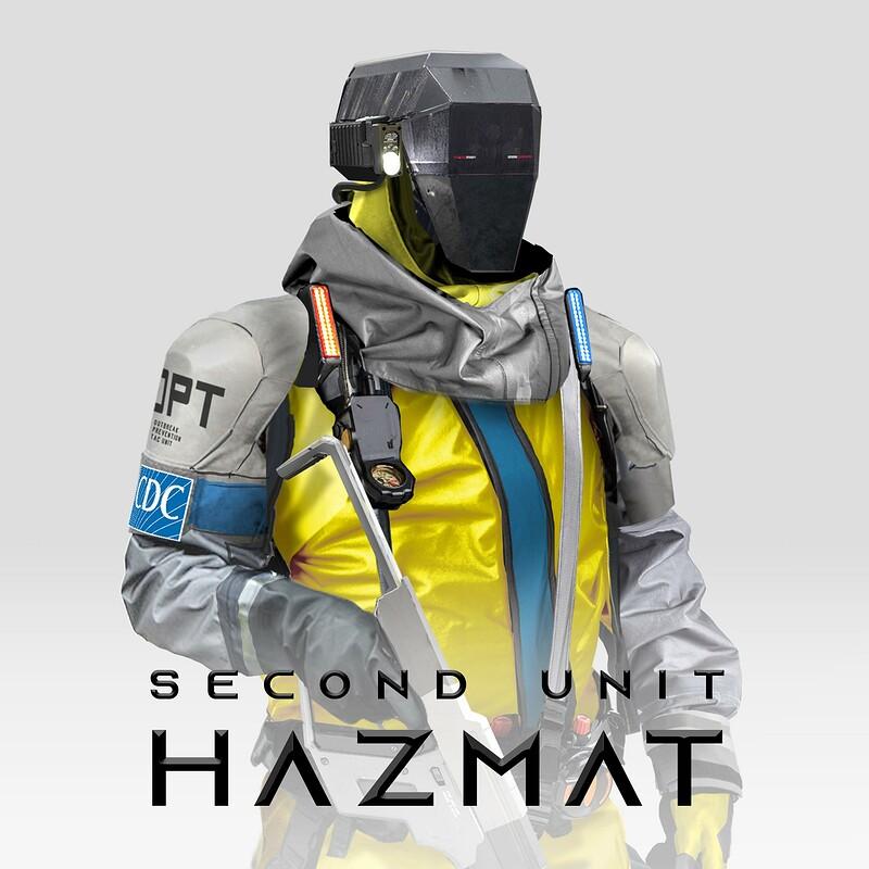 HAZMAT: Tactical Hazmat Gear