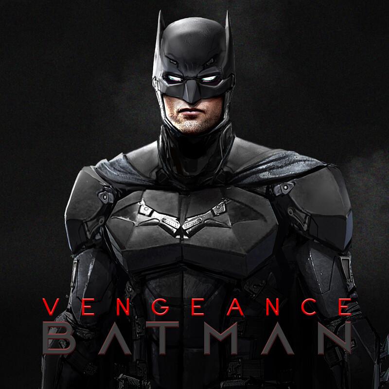 BATMAN 2021 : Fan Art