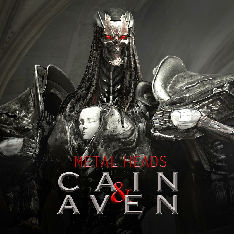 METAL HEADS : Cain & Aven