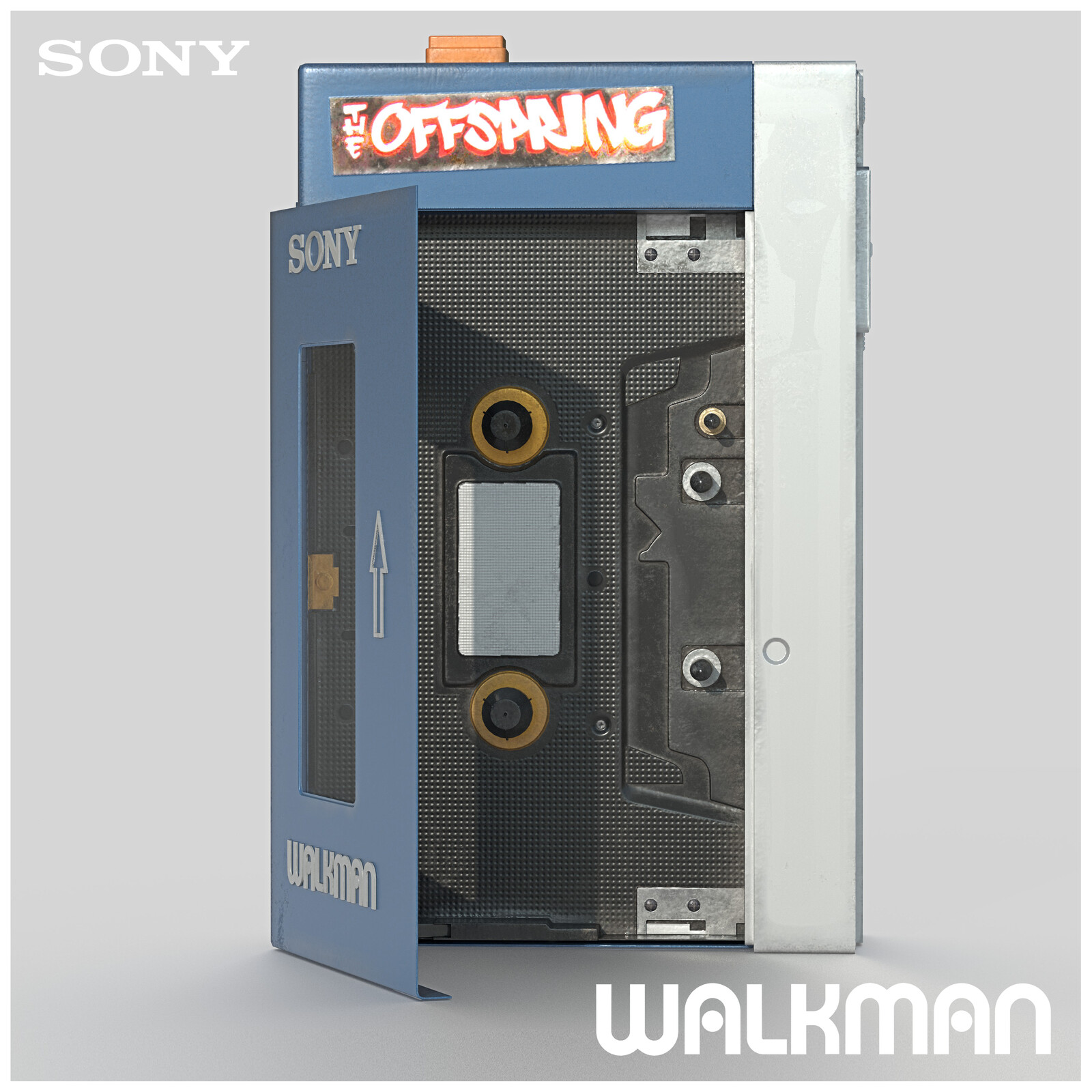 1979 Sony Walkman TPS-L2