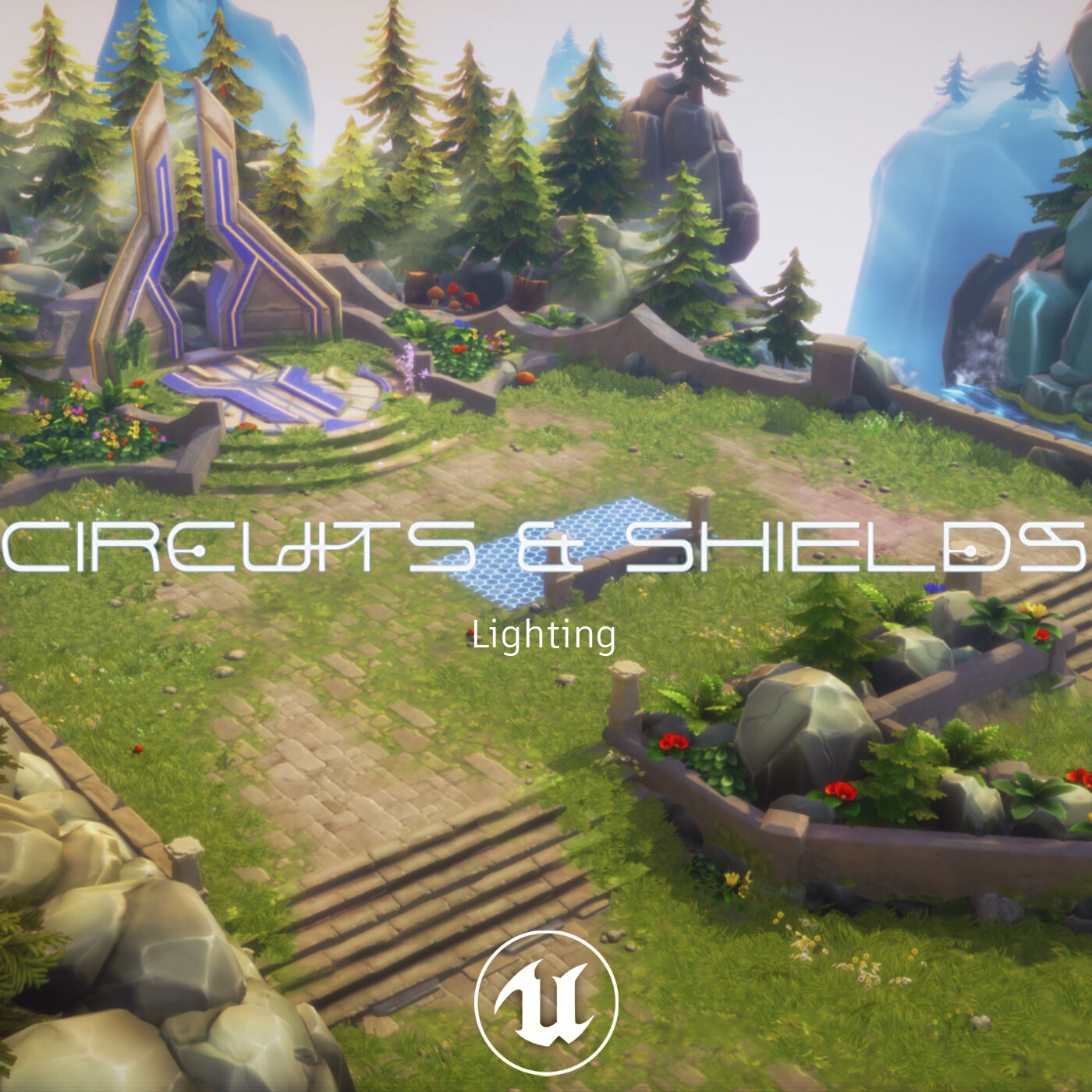 Circuits and Shields - Lighting Pass