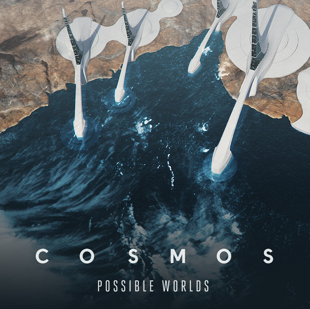 Cosmos | Possible Worlds. Futuristic settlement base, Mars base concepts