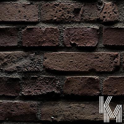 Kai moisch brick wall cover 01