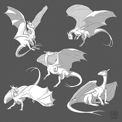 Dragons of Pern