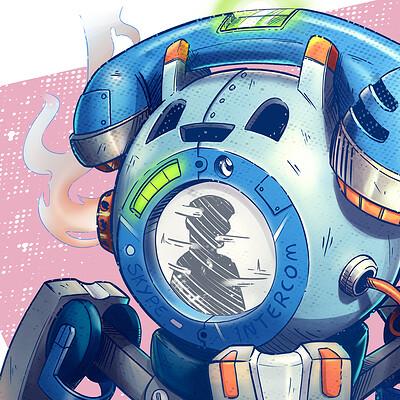 Felipe blanco sky bot 6