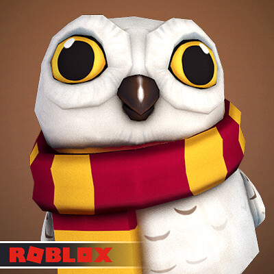 Festive Shoulder Owl - Roblox