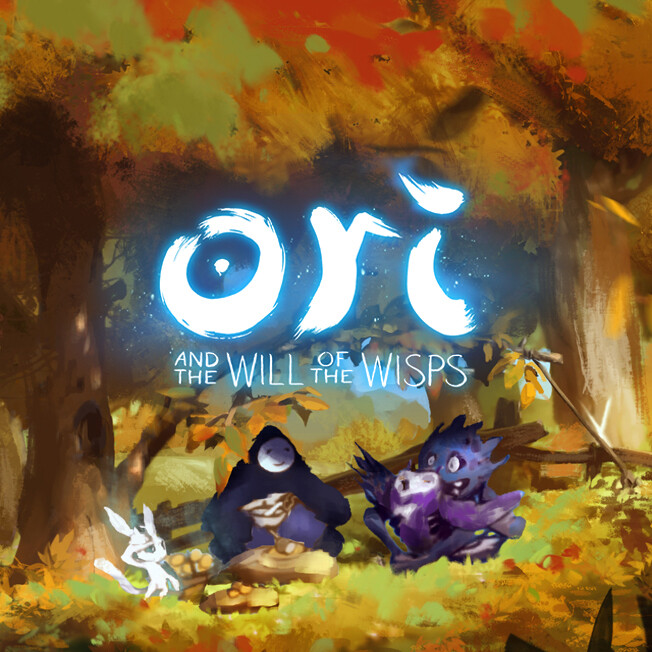 Ori and the Will of the Wisps - Prologue and Swamp