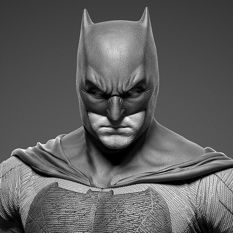 Batman - Justice League - Prime 1 - Renders