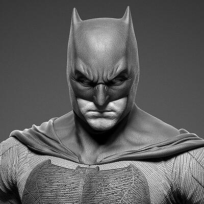 Batman - Justice League - Prime 1 - Renders