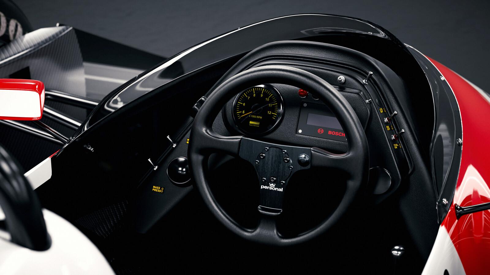 McLaren MP4/3