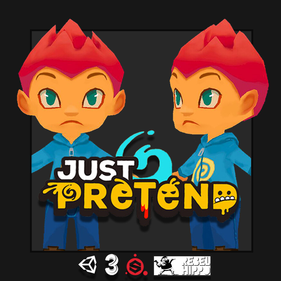 Just Pretend Kickstarter Prototype