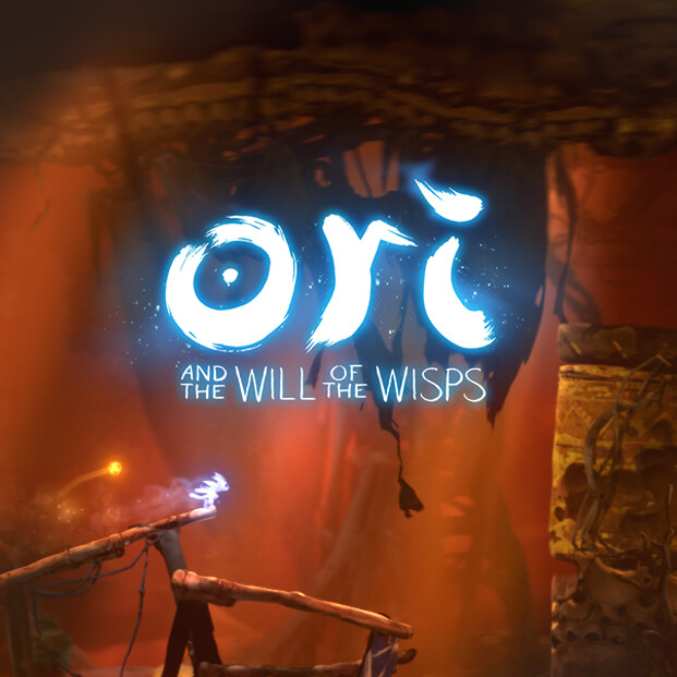 Ori and the Will of the Wisps - Setdressing 2