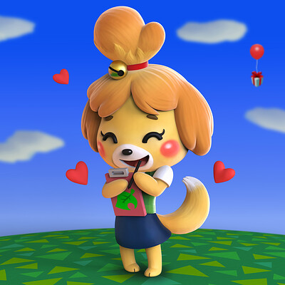 Animal Crossing - Puppy Love