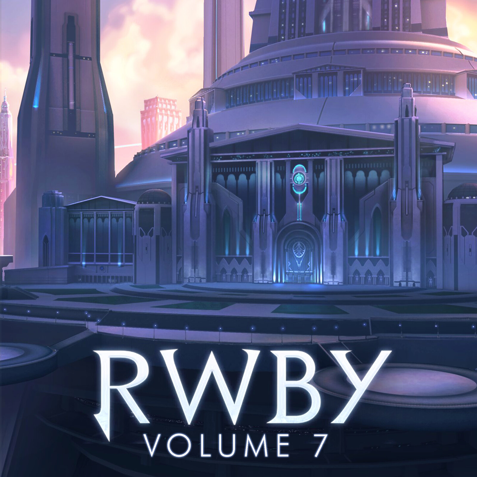 Atlas RWBY Volume 7
