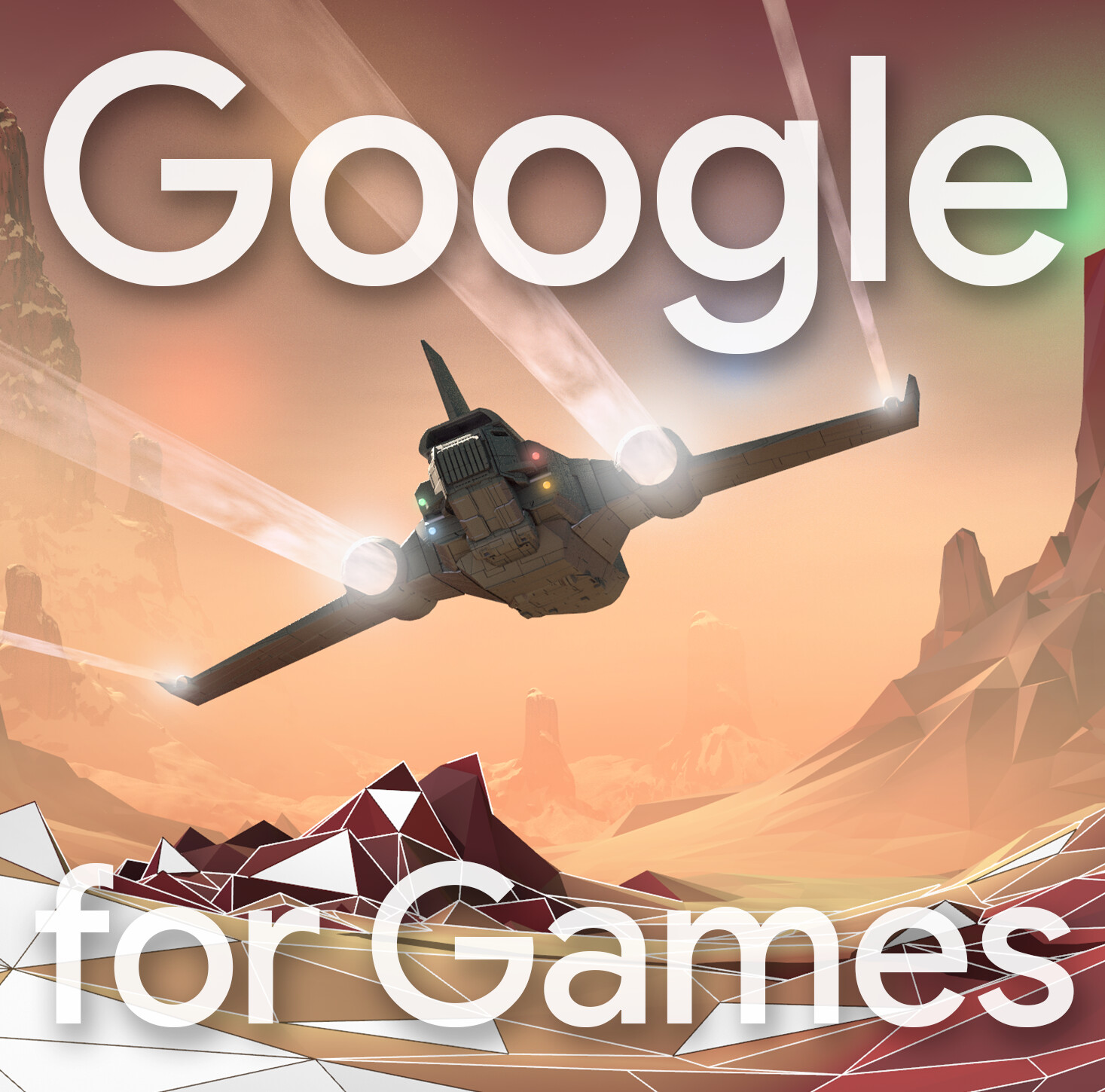Google For Games re brand: illustrations