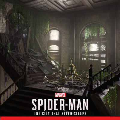 Spider-Man PS4: DLC -  Sanitarium