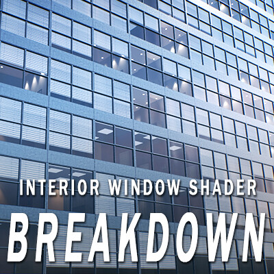 Window Interior Cubemap Shader
