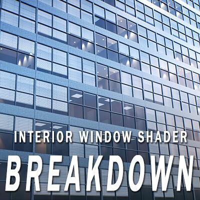 Window Interior Cubemap Shader