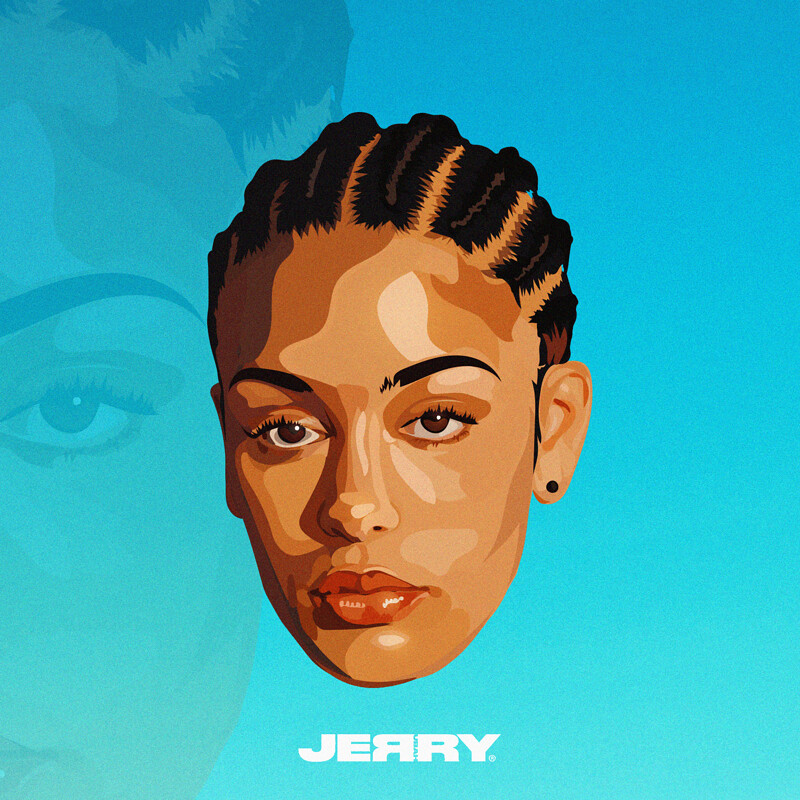 Jorja Smith | Illustration