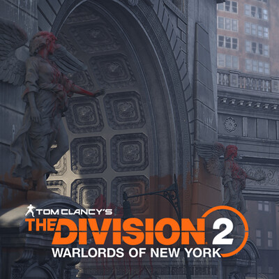 The Division 2: Manhattan Bridge Arch