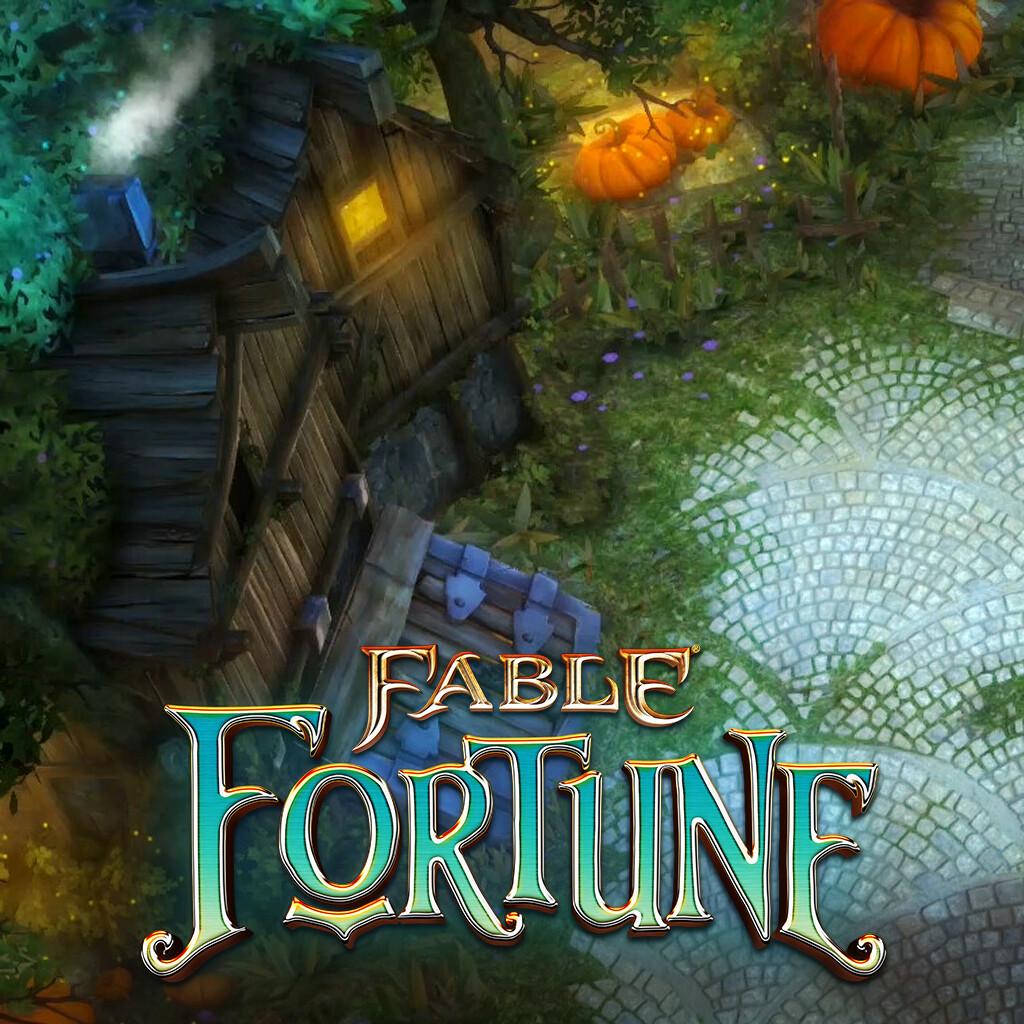 Fable Fortune - Visual Development