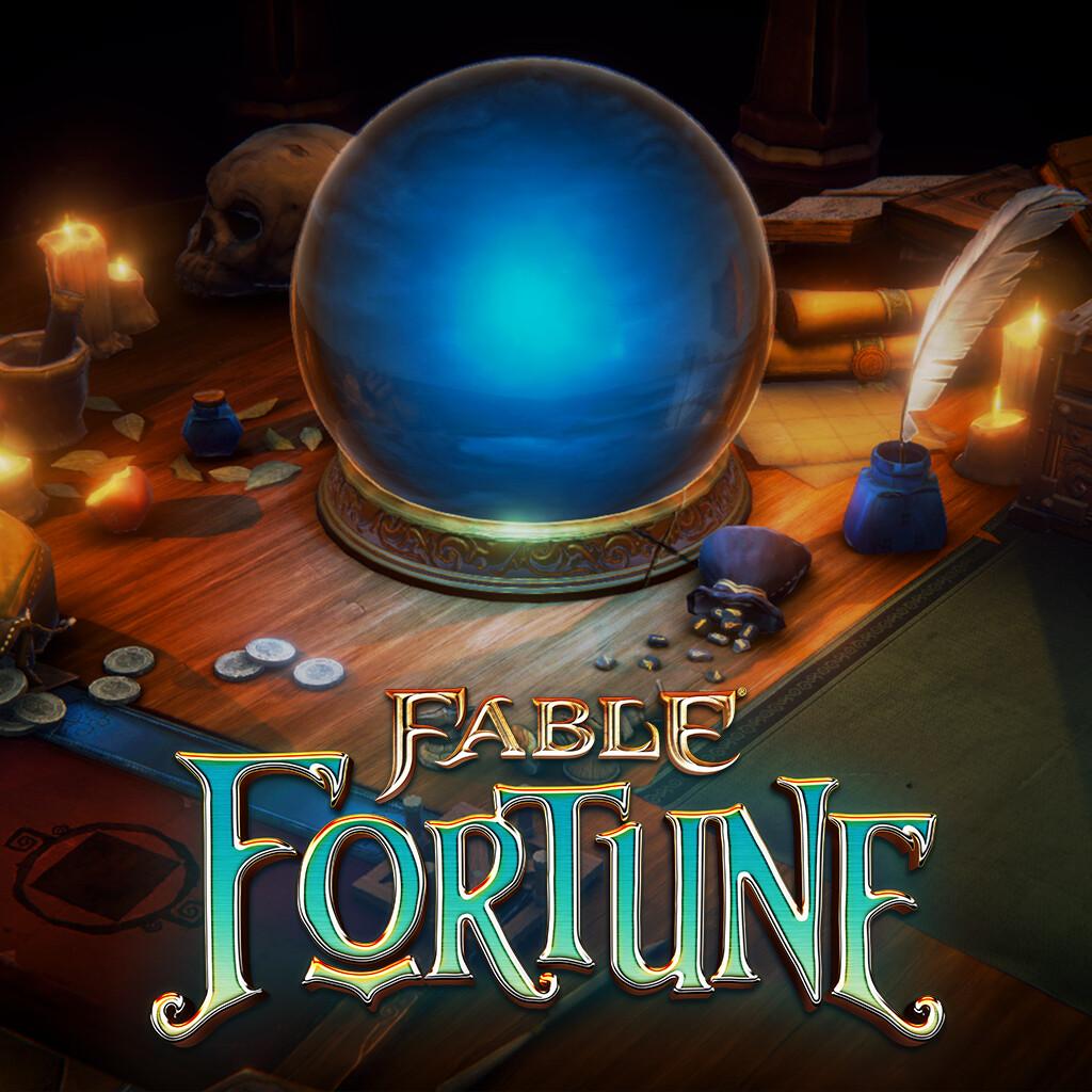 Fable Fortune - Menu